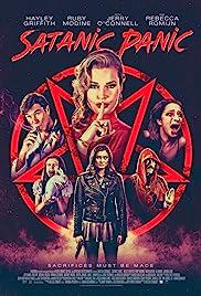 Satanic Panic Poster