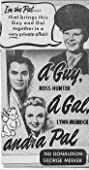 A Guy, a Gal and a Pal (1945) Poster