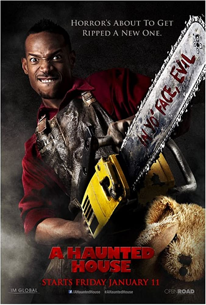 A Haunted House مترجم