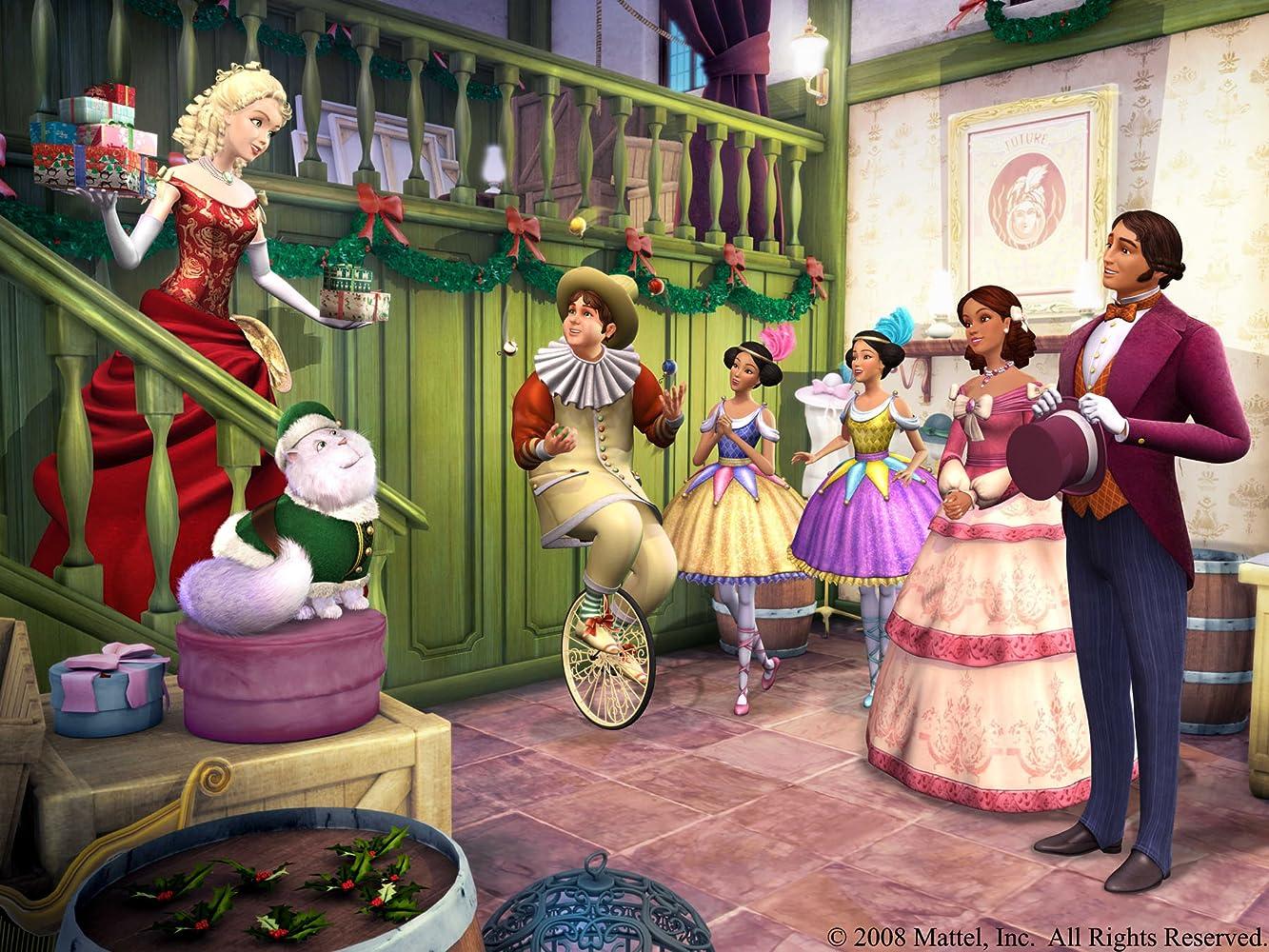 barbie in a christmas carol 2008 - Barbie Christmas Carol