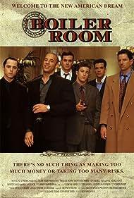 Giovanni Ribisi, Scott Caan, Vin Diesel, Jamie Kennedy, Nicky Katt, and Tom Everett Scott in Boiler Room (2000)