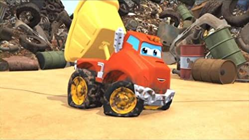 Trailer for The Adventures of Chuck & Friends: When Trucks Fly