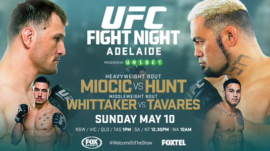 UFC Fight Night: Miocic vs. Hunt (2015)