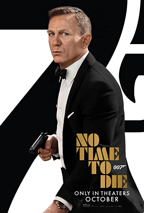 No Time to Die (2021) Hindi Dubbed