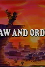 Paw and Order Poster