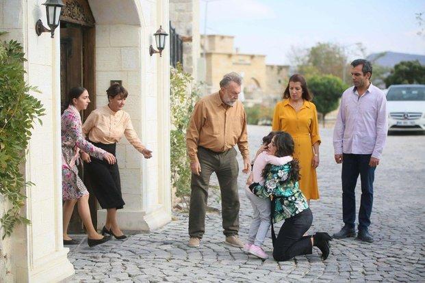 Tamer Levent in Maria ile Mustafa (2020)