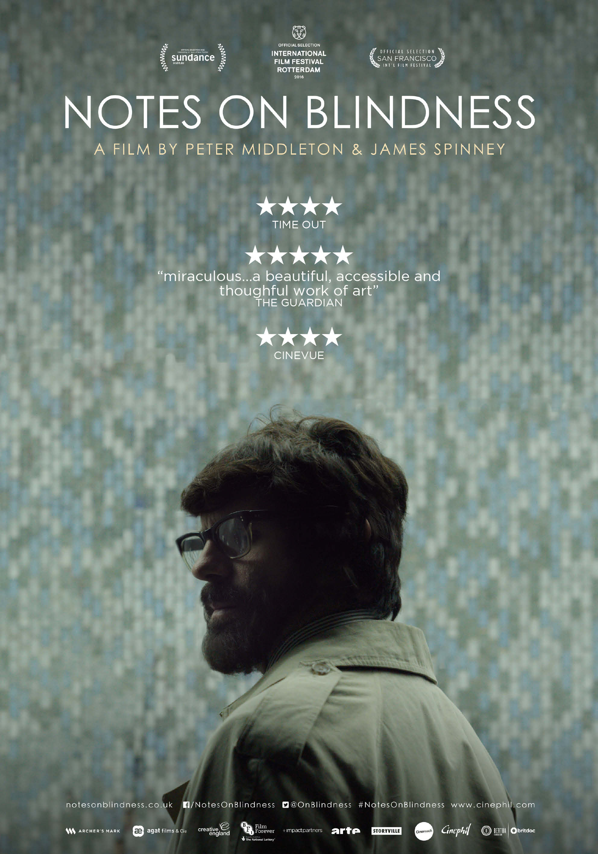 Notes On Blindness 2016 Imdb