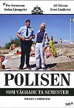 Polisen som vägrade ta semester