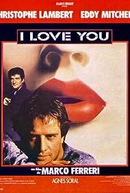 I Love You (1986) Poster - Movie Forum, Cast, Reviews