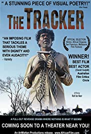 The Tracker: World Premiere Adelaide Festival of Arts 2002 Poster