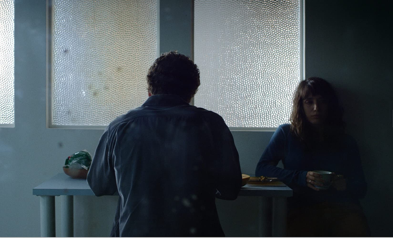 Otto Jr. and Carla Kinzo in Desterro (2020)