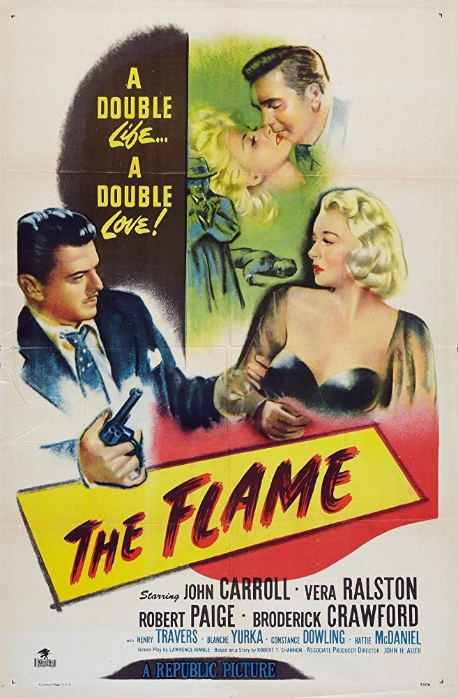 The Flame 1947