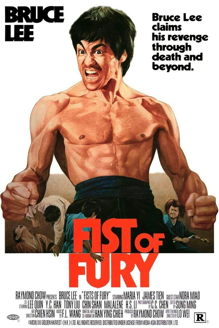 Fist of fury the chinese connection