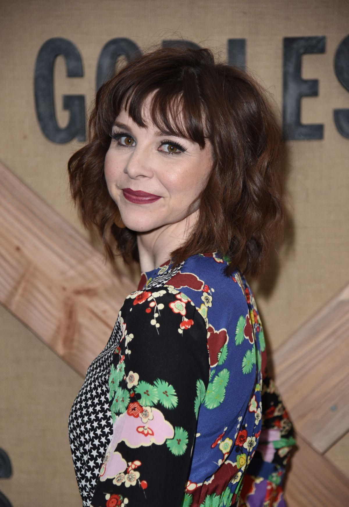 Audrey Moore Godless Netflix Premier