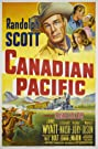 Canadian Pacific (1949) Poster