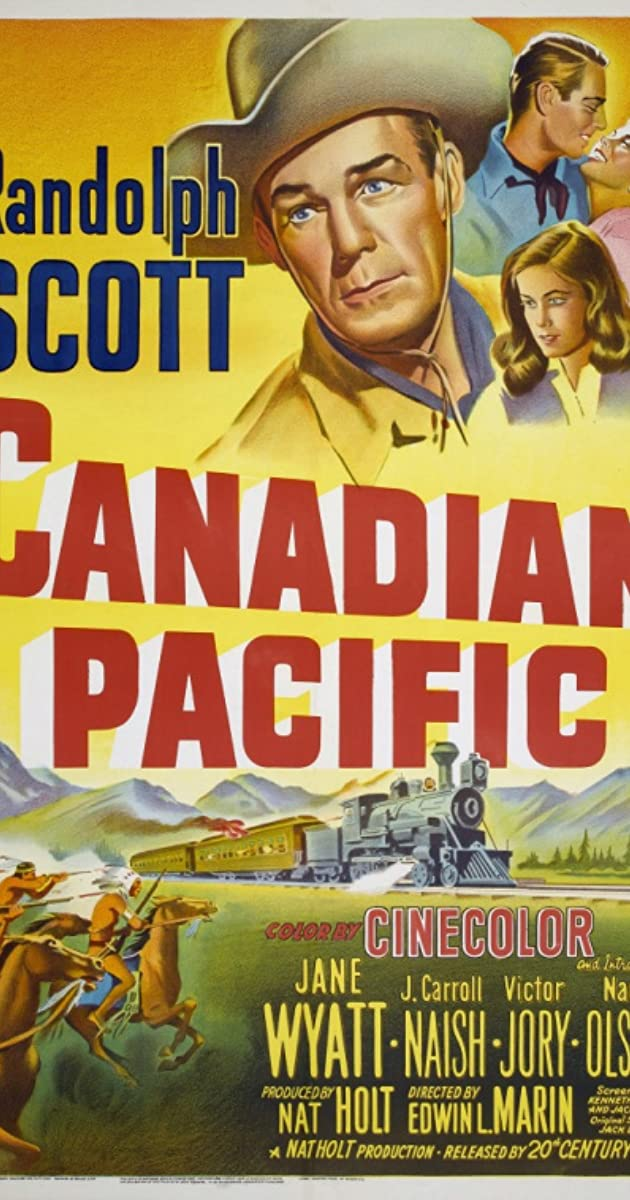 Subtitle of Canadian Pacific