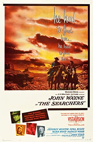 Permalink to Movie The Searchers (1956)