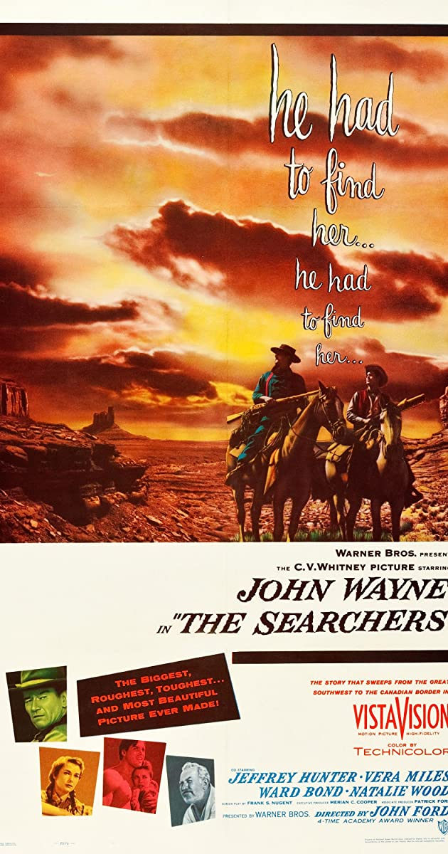 The Searchers (1956) Subtitles