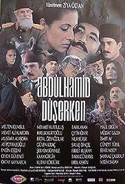 Abdülhamit düserken Poster