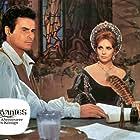 Horst Buchholz and Gina Lollobrigida in Cervantes (1967)