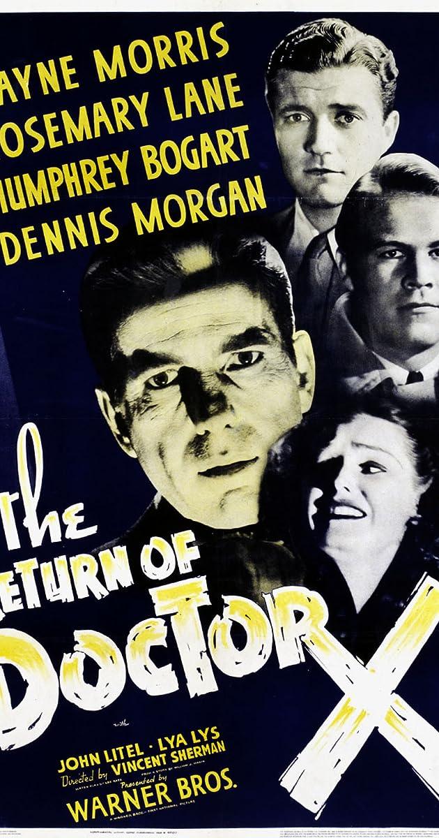 The Return of Doctor X (1939) - The Return of Doctor X (1939
