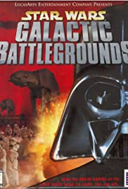 Star Wars: Galactic Battlegrounds (2001) Poster - Movie Forum, Cast, Reviews