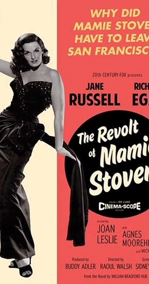 Subtitle of The Revolt of Mamie Stover