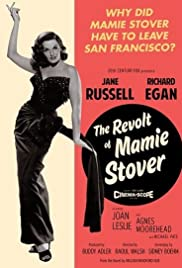 The Revolt of Mamie Stover Poster