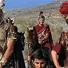 Charlton Heston and John Castle in Antony and Cleopatra (1972)