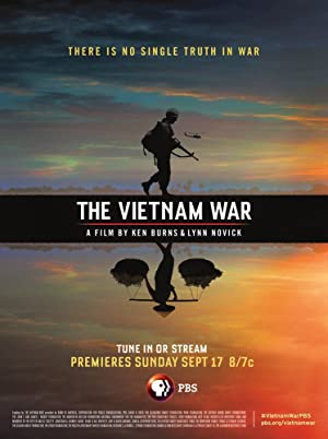 View The Vietnam War (2017) TV Series poster on SoapGate