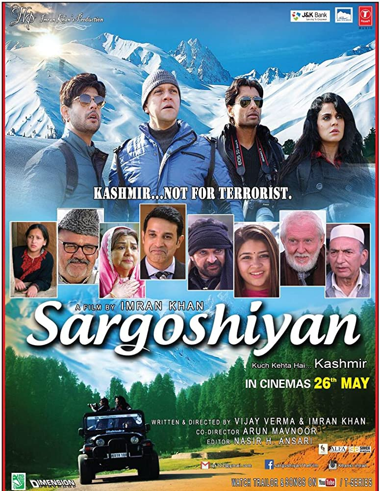 Sargoshiyan 2017 Hindi Movie 350MB WEB-DL Download