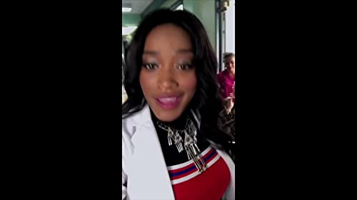 Scream Queens: Zayday Walks Around The Hospital For What's The Gag