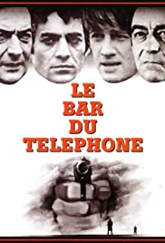 The Telephone Bar Poster