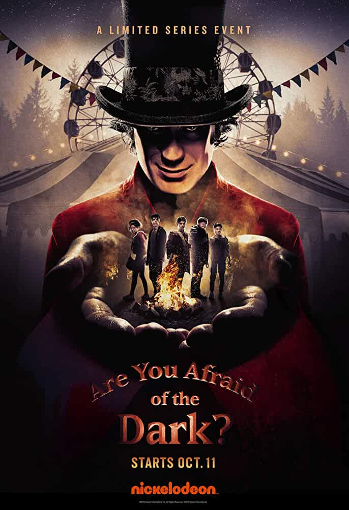 Are You Afraid of the Dark Complete Season 1