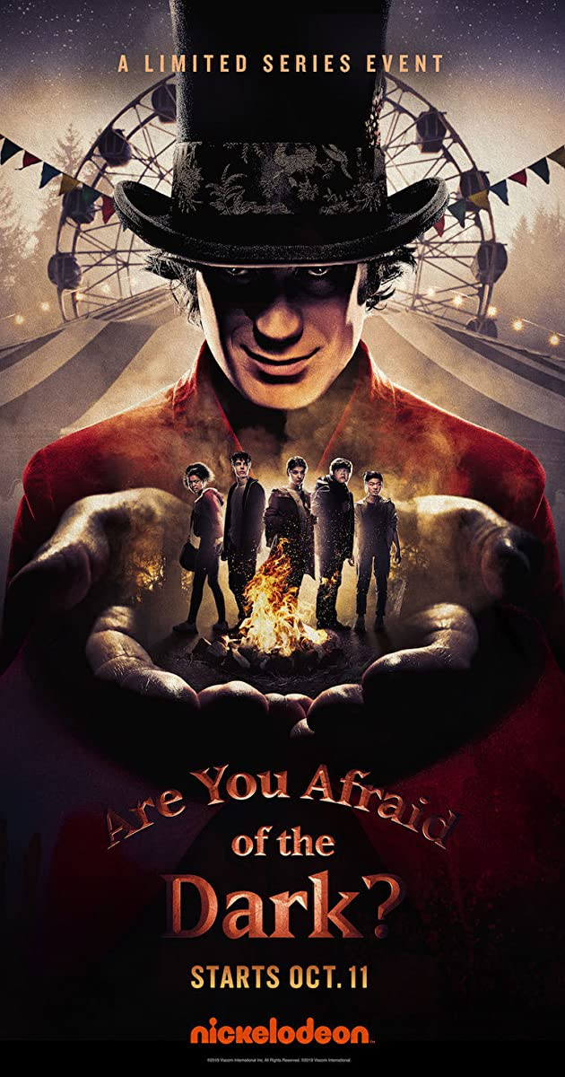 Download Are You Afraid of the Dark? or watch streaming online complete episodes of  Season 1 in HD 720p 1080p using torrent