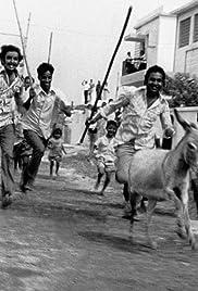 Donkey in a Brahmin Village Poster
