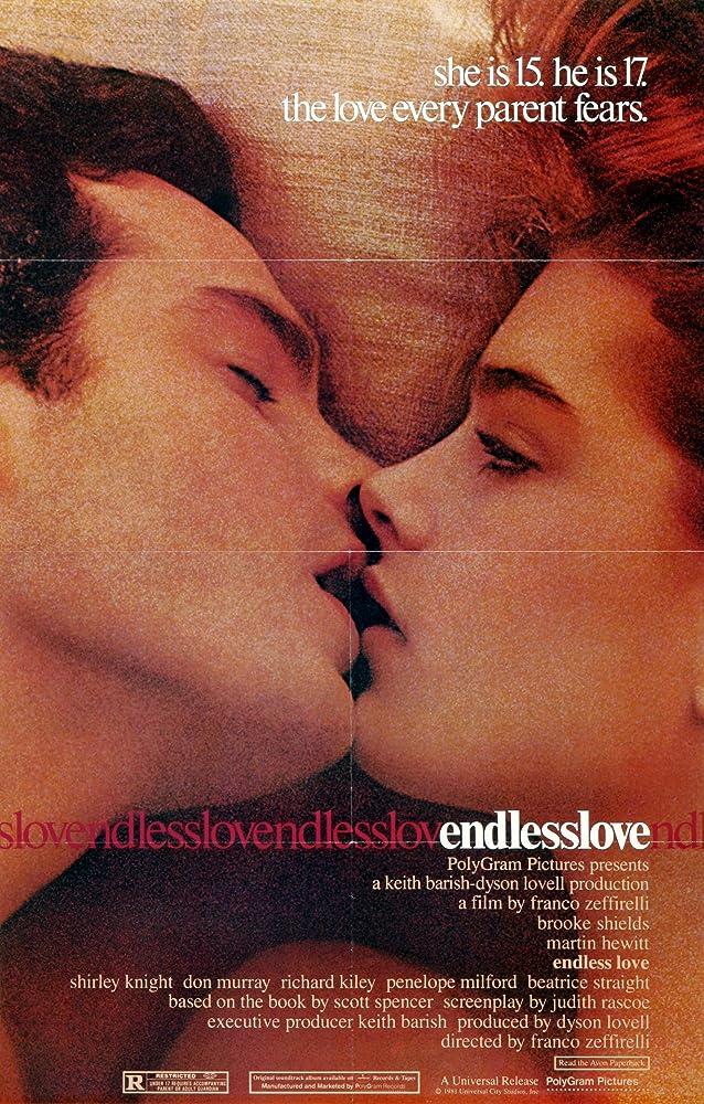 끝없는 사랑 포스터