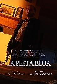 La Pesta Blua Poster