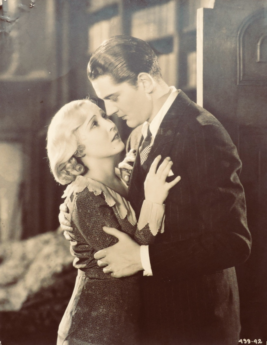 Bessie Love and Hugh Trevor in Conspiracy (1930)