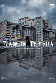 Planeta Petrila Poster