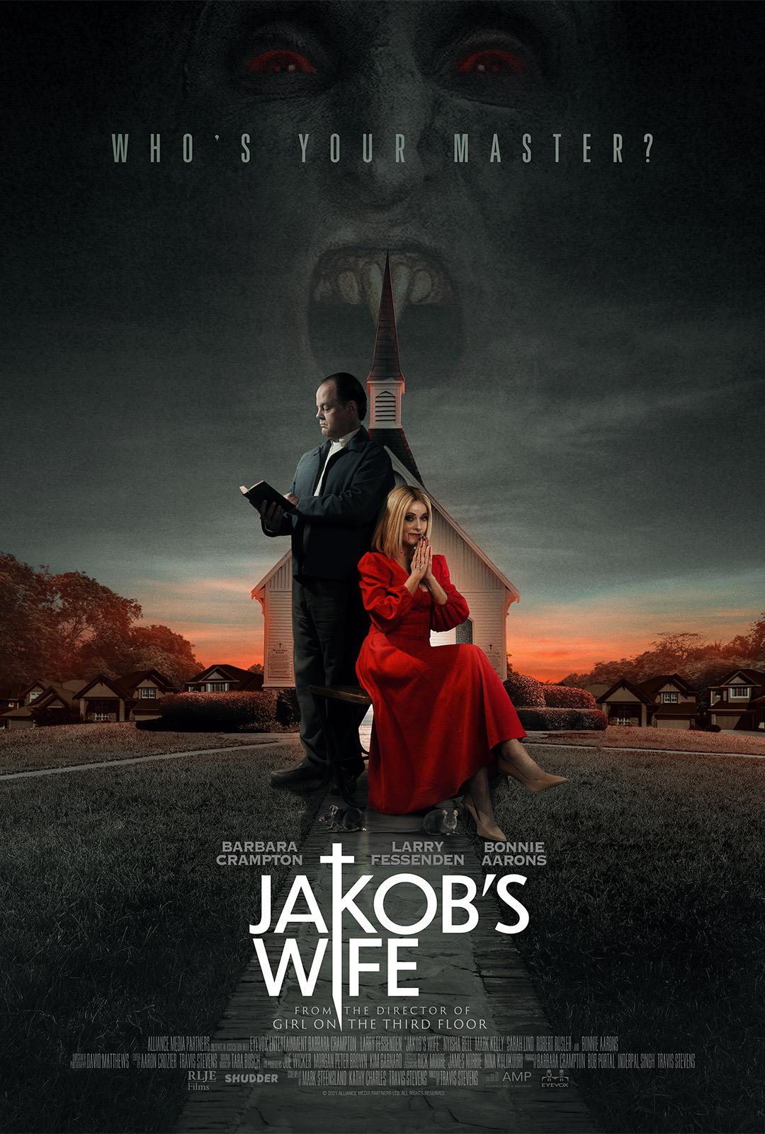 Barbara Crampton in Jakob's Wife (2021)