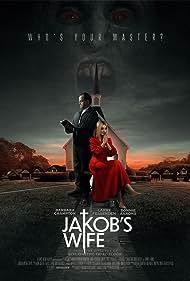 Barbara Crampton and Larry Fessenden in Jakob's Wife (2021)