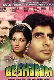 Besharam (1978) - IMDb