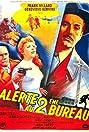 Alerte au deuxième bureau (1956) Poster