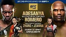 Preliminares UFC 248
