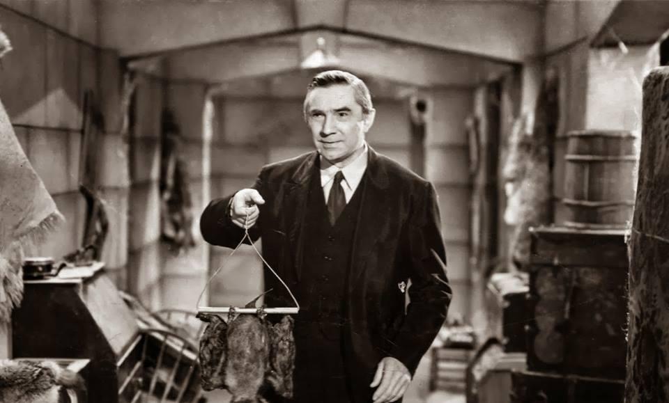 Bela Lugosi in The Devil Bat (1940)