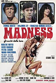 Madness - Gli occhi della luna Poster