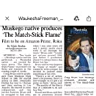 The Match-Stick Flame (2020)