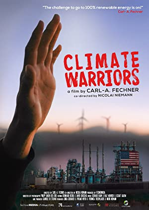 Where to stream Climate Warriors