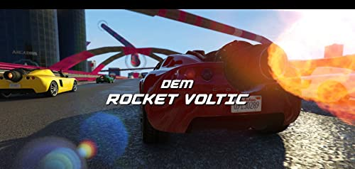 Grand Theft Auto Online: Cunning Stunts: Special Vehicles Circuit (German)